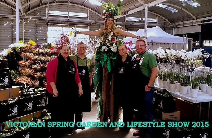 victorian spring garden and lifestyle show