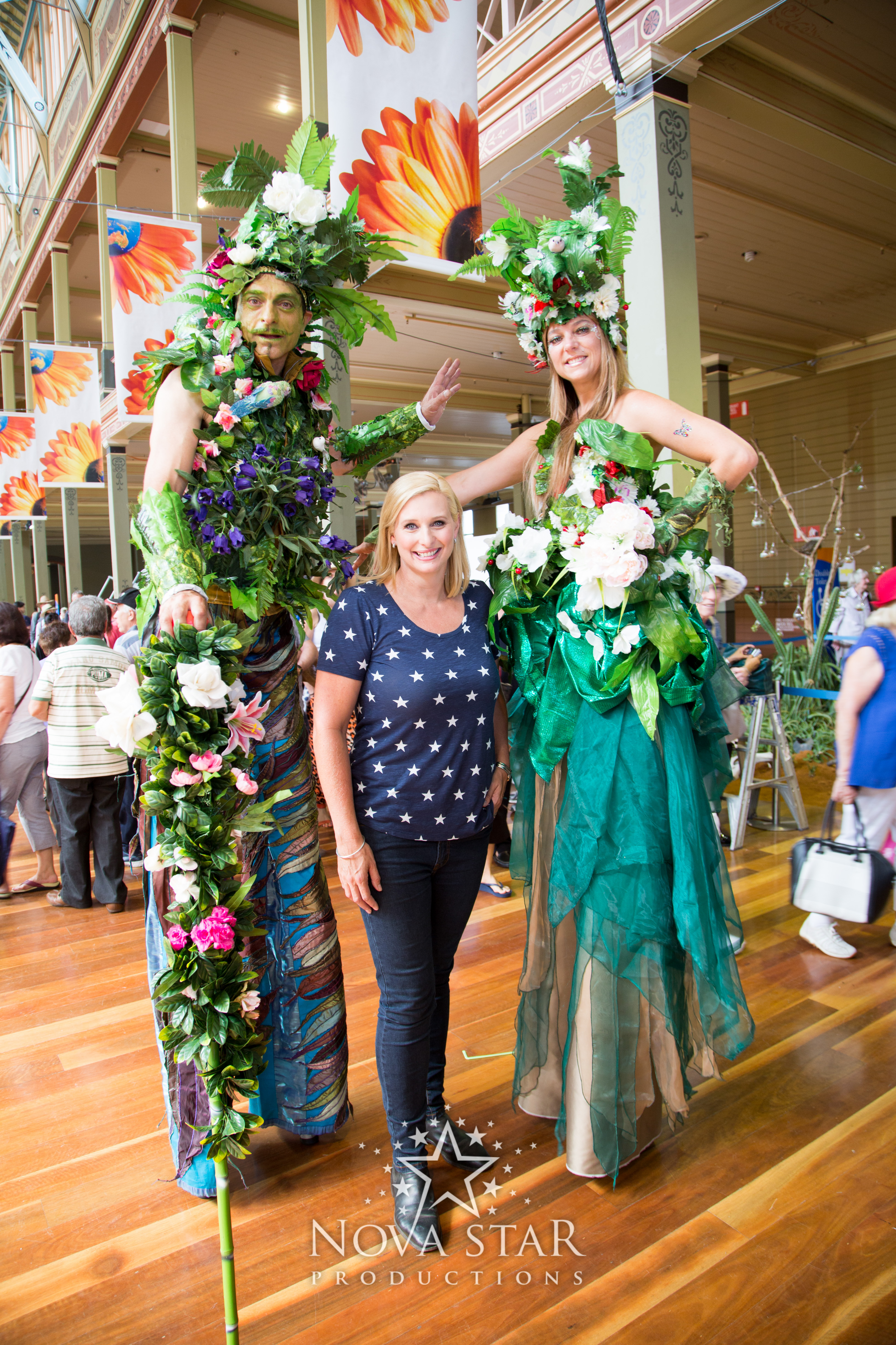 Melbourne International Flower and Garden Show 2016